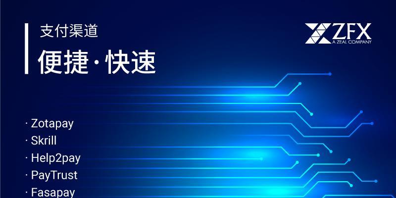 ZFX东南亚区实现多渠道支付,便捷用户交易
