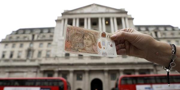 【FXTRADING.com 格伦深度】英国央行淡化负利率预期
