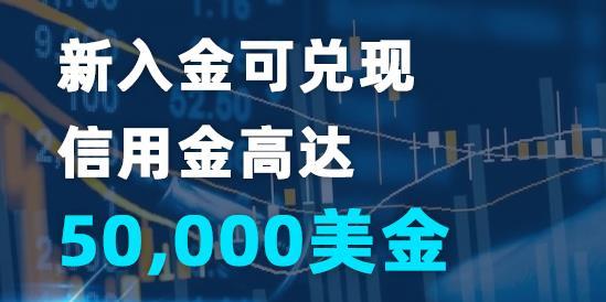 【格伦外汇 | 活动】10%可兑现信用金,新入金可兑现高达50000美金!