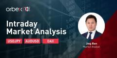 【Orbex技术分析】日内市场分析---美元遭遇阻力